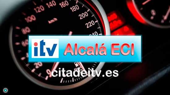 ITV Alcalá de Henares El Corte Inglés - Información de callejero, dirección, teléfono, precios y horarios, por internet y cita telefónica