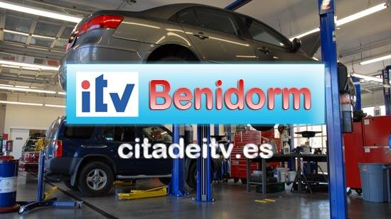 ITV Benidorm - Información de callejero, dirección, teléfono, precios y citas vía internet y teléfono