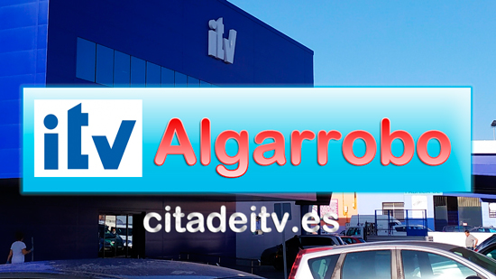 Información para programar ITV Algarrobo con callejero, dirección, teléfono, precios y horarios por internet y cita telefónica
